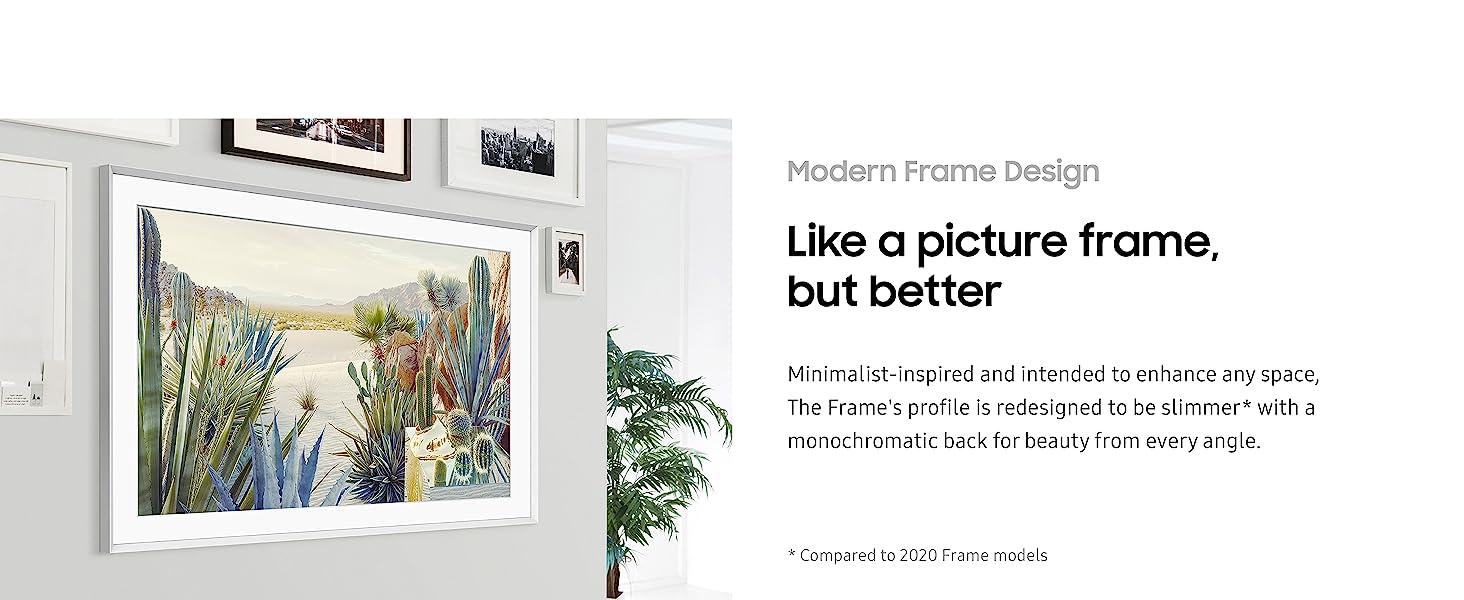 Modern Frame Design