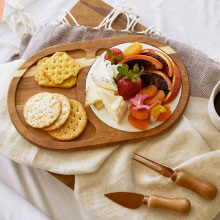 Cheese tools; entertaining; rustic