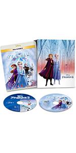 アナと雪の女王2 MovieNEX コンプリート・ケース付き