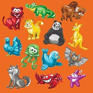 Spot it! Animals Jr.