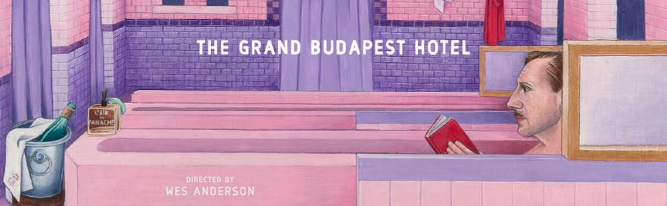 Grand Budapest Hotel banner