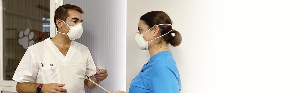 mascarillas quirurgicas ffp2 ffp3 faciales desechables certificadas ce