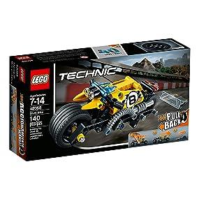 LEGO Stunt Bike