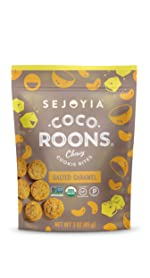 Sejoyia Gluten Free Vegan Coco Roons Paleo Keto Snacks ...
