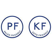 paleo friendly and keto friendly