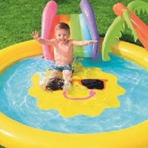 BESTWAY 51026 - Piscina Hinchable Infantil Play Pool 152x30 cm: Amazon.es: Juguetes y juegos
