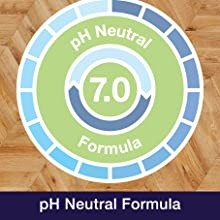 residue-free, clean floors, barefoot test, not sticky, no residue, ph neutral