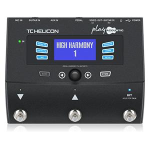 TC Helicon PLAY ACOUSTIC-EU
