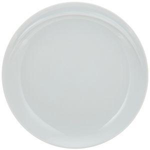 白山陶器 プレート 白磁 φ25.2×3cm COMMO ama-521037