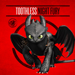 Toothless, nigh fury, dragons, how to train your dragon, hidden world, dvd, 4K, blu-ray, family,