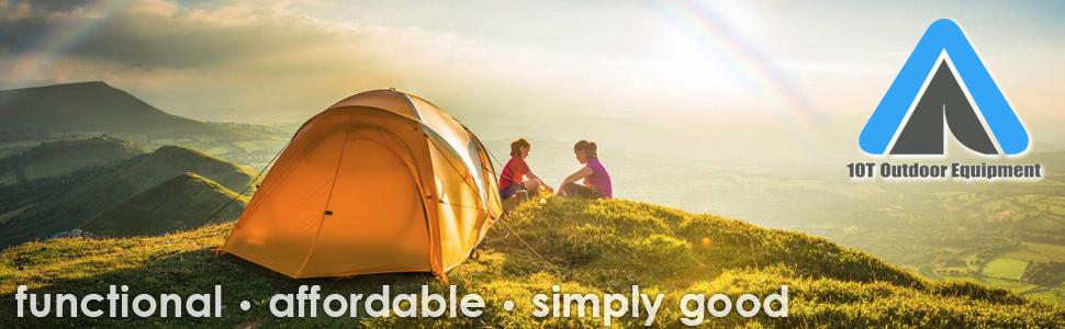 10T Outdoor Equipment 10T1751 4260181760438 Zelt Delano Wood