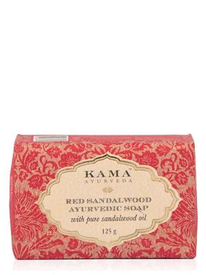 Red Sandalwood Soap; Body Soap; Ayurvedic Soap; Face Soap; Sandalwood Soap; Body Care; Body Cleanser