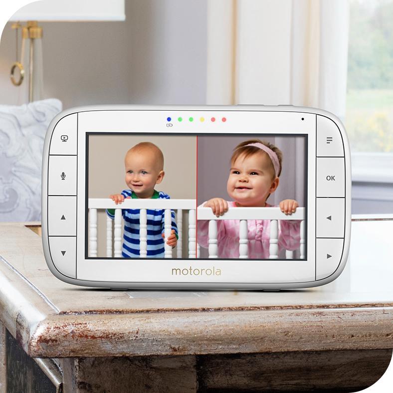 Amazon.com : Motorola MBP36XL-2 Portable Video Baby