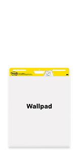 Post-it Wallpad Easel Pad