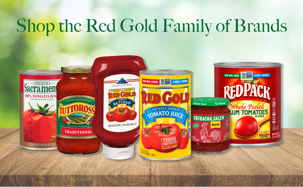 red gold products