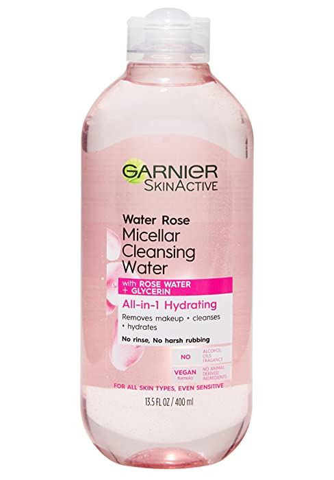 water rose micellar water
