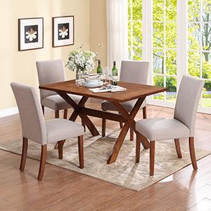Amazon Com Dorel Living Multi Functional Dining Table