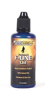 fretboard, fretboard oil, lemon oil, finger board cleaner, fret polish, frets, guitar, bass,