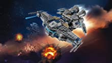 StarScavenger auf Weltraumschrott-Mission.