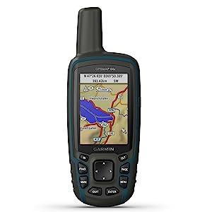 nieuwe stijlen geweldige prijzen officiële site Garmin GPSMAP 64x, Handheld GPS, Preloaded with TopoActive Maps