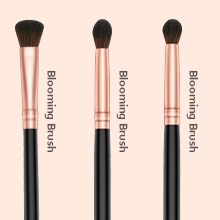 eyeshadow brushes blending