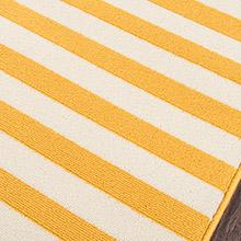 momeni baja indoor outdoor rug modern stripes swim pool patio summer egypt machine green blue fun