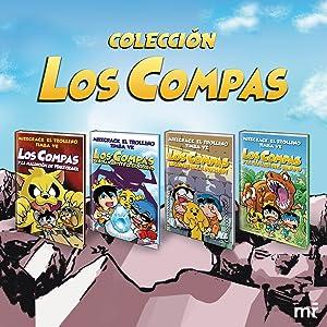 Los Compas y la maldición de Mikecrack (4You2): Amazon.es