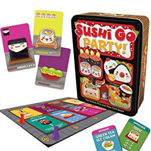 Sushi Go Party - Gamewright