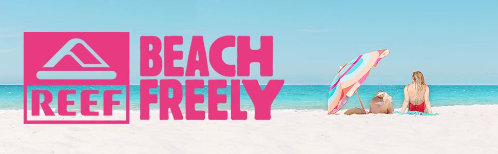 Womens, Fanning, Bottle opener, sandal, reef, support, comfort, beach