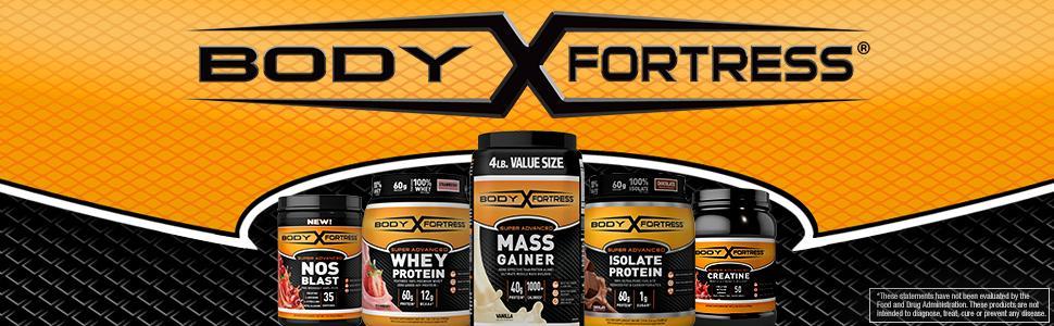 Body Fortress Super Advanced Creatine