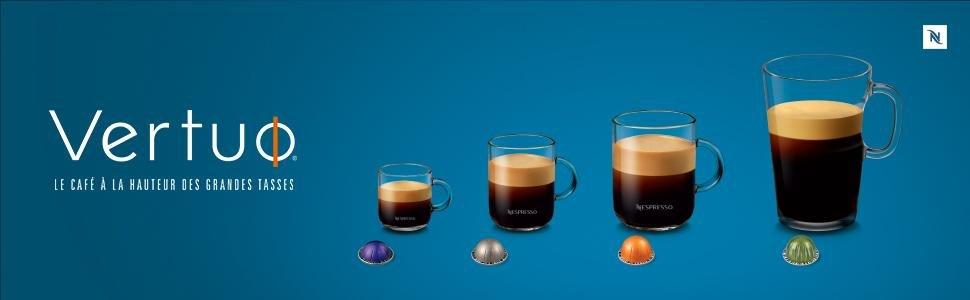 krups machine à café nespresso vertuo + plus