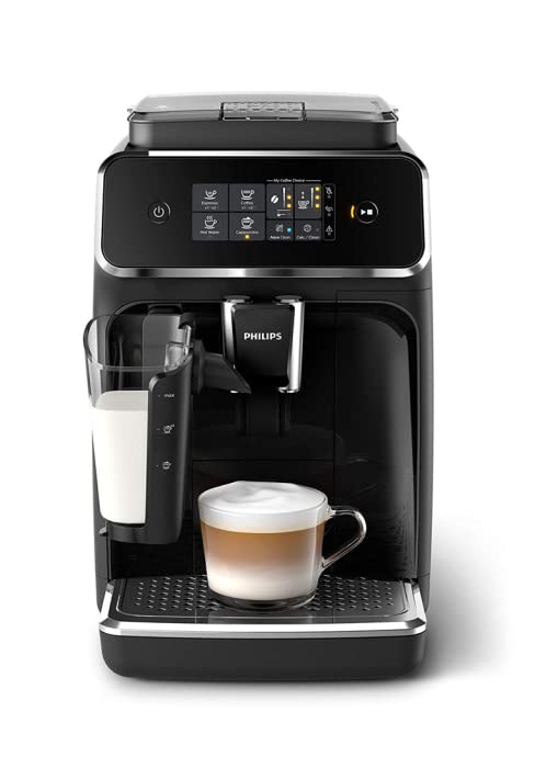 Philips EP2220/10 Cafetera superautomática, Acero Inoxidable ...
