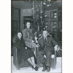 pearl s. buck, pearl s. buck and family