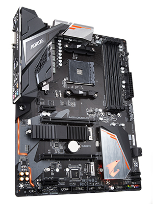 B450, AMD, Ryzen, Motherboard, ATX