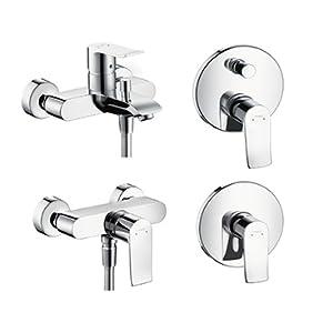 Metris, grifo, grifería, ducha, bañera, baño, hansgrohe. Complementos, llave de paso ...