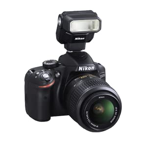 Nikon SB-300 - Flash con zapata para Coolpix P7800, negro: Amazon ...