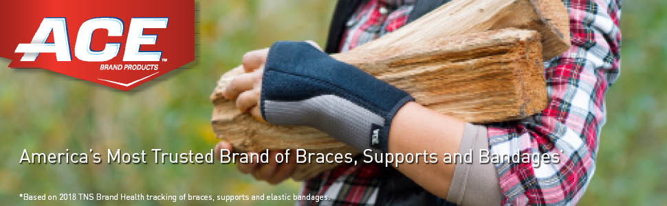 ACE Brand Products: America's Most Trusted Brand of Braces, Supports and Bandages