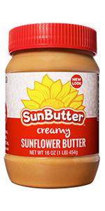 SunButter Creamy SunFlower Butter