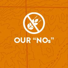 """Our """"NOs"""""""
