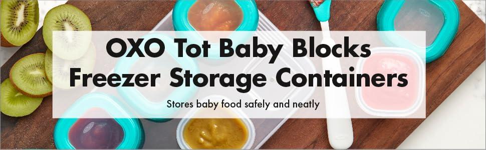 OXO Tot Baby Blocks 2 oz