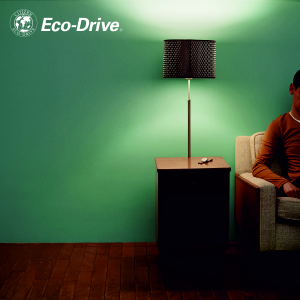 Eco-Drive Powered by Light