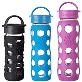 life factory, lifefactory, bottle, water bottle, sport bottle, classic cap