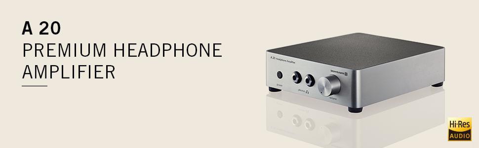 headphones, amplifier, headphone amplifier, beyerdynamic, audiophile, hi-fi, home, music enjoyment