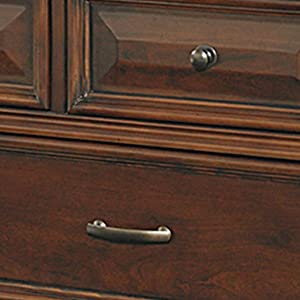 Amazon.com: Expedition 7 Cajón Dresser – Cherry, Madera ...