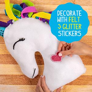 Amazon.com: Made By Me Make Your Own Pillow, Cojín de ...