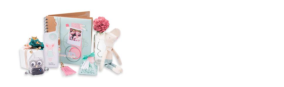 Sizzix Thinlits Corte Die Set-Nuevo Bebé 661704