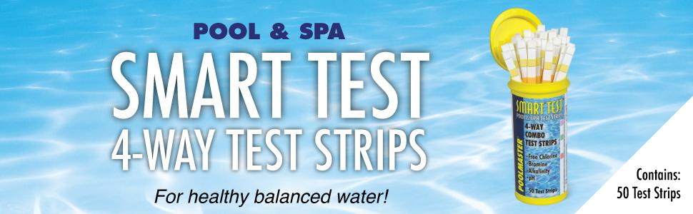 combination test strips, dip and read instant test strips