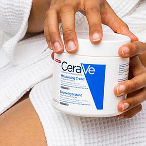 CeraVe; Moisturising; Cream; Dry; Skin; Hyaluronic Acid; Ceramides; Eczema; Psoriasis; Moisturiser