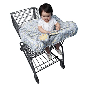Shopping cart covering for baby chubby — photo 11
