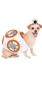 BB8 Pet costume